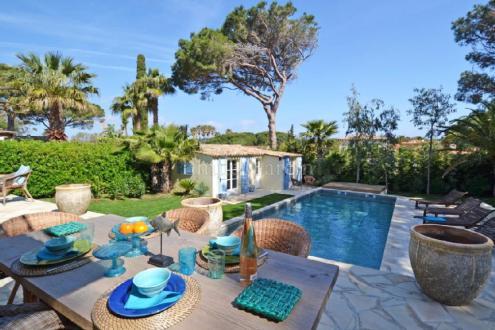 Casa di lusso in affito SAINT TROPEZ, 150 m², 4 Camere,