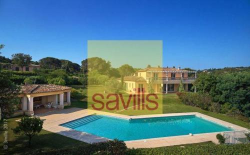 Maison de luxe à vendre SAINT TROPEZ, 270 m², 5 Chambres