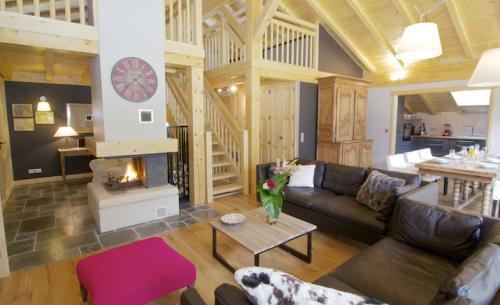 Chalet de luxe à louer CHAMONIX MONT BLANC, 165 m², 5 Chambres