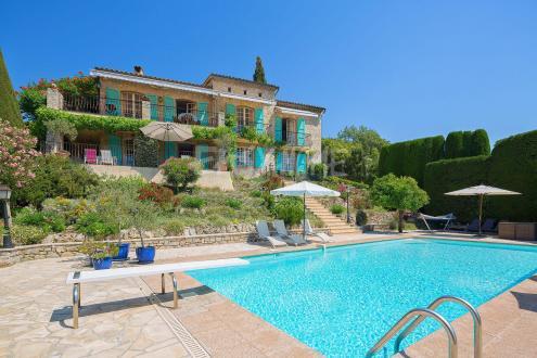 Villa de luxe à vendre MOUGINS, 270 m², 6 Chambres