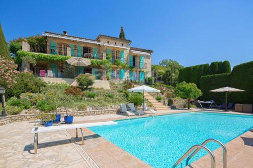 Luxus-Villa zu verkaufen MOUGINS, 270 m², 6 Schlafzimmer