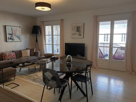 Luxury Apartment for rent SAINT TROPEZ, 90 m², 3 Bedrooms,