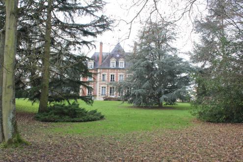 Château / Manoir de luxe à vendre PLAILLY, 600 m², 8 Chambres