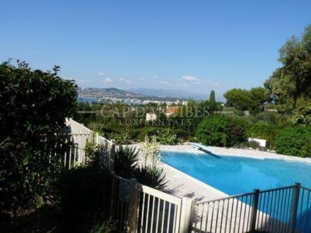 Luxus-Wohnung zu vermieten CAP D'ANTIBES, 150 m², 3 Schlafzimmer