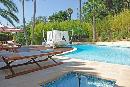 Luxury House for rent CANNES, 450 m², 7 Bedrooms,