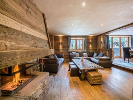 Casale di lusso in affito MERIBEL LES ALLUES, 236 m², 5 Camere,