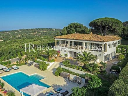 Luxury House for rent SAINT TROPEZ, 600 m², 6 Bedrooms,