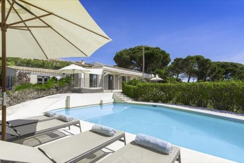 Luxury House for rent RAMATUELLE, 5 Bedrooms