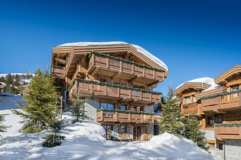 Luxury Chalet for rent COURCHEVEL, 518 m², 6 Bedrooms,