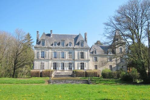 Luxury Castle for sale SAINT SAUVEUR EN PUISAYE, 375 m², 7 Bedrooms, €695000