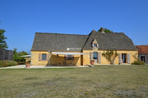Casa di lusso in vendita SIREUIL, 390 m², 6 Camere