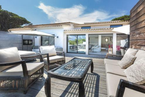 Luxury House for rent SAINT TROPEZ, 3 Bedrooms,
