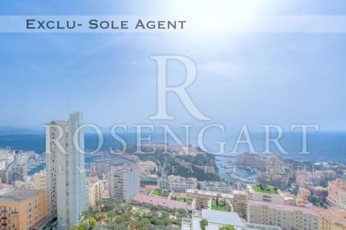 Appartement de luxe à vendre Monaco, 354 m², 3 Chambres