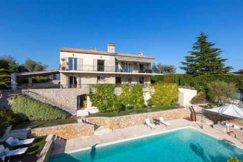 Luxury House for rent CANNES, 320 m², 4 Bedrooms,