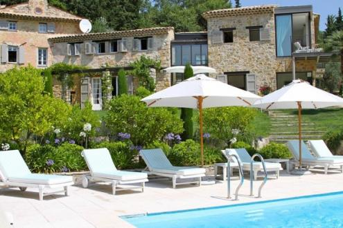 Luxury House for rent LE ROURET, 6 Bedrooms,