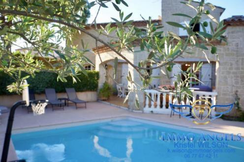 Villa de luxe à vendre LATTES, 140 m², 3 Chambres