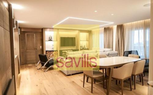 Appartement de luxe à louer COURCHEVEL, 100 m², 3 Chambres