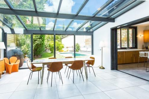 Luxus-Haus  zu vermieten LYON, 220 m², 5 Schlafzimmer