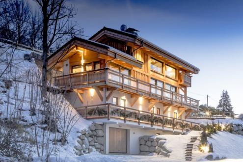 Luxury Chalet for rent COMBLOUX, 3 Bedrooms