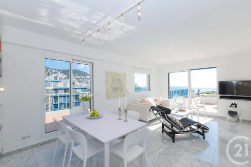 Luxury Apartment for rent NICE, 80 m², 2 Bedrooms, € 1 650/month