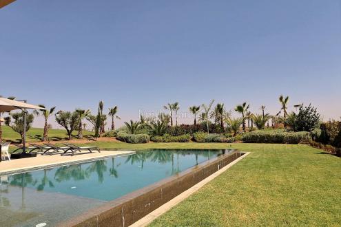 Villa de luxe à vendre MARRAKECH, 570 m², 4 Chambres, 1400000€