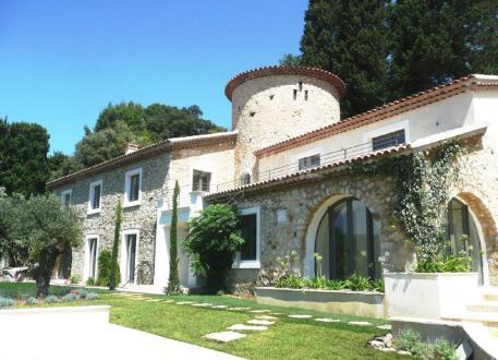 Maison de luxe à vendre CANNES, 450 m², 6 Chambres