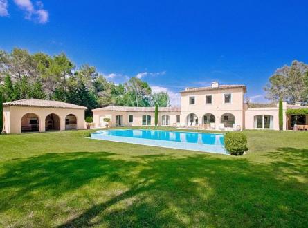 Villa de luxe à vendre MOUGINS, 472 m², 5 Chambres