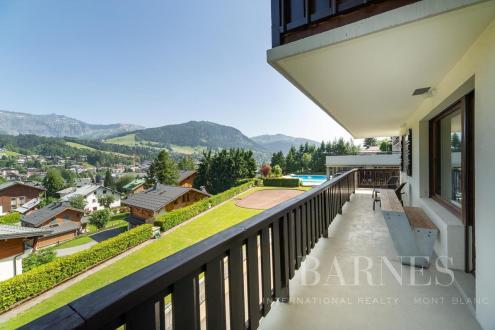 Luxus-Wohnung zu vermieten MEGEVE, 83 m², 3 Schlafzimmer,