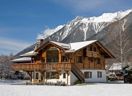 Luxury Chalet for rent CHAMONIX MONT BLANC, 230 m², 5 Bedrooms