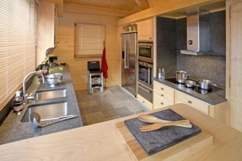 Maison de luxe à louer CHAMONIX MONT BLANC, 230 m², 5 Chambres