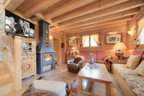 Luxury Chalet for rent CHAMONIX MONT BLANC, 200 m², 3 Bedrooms