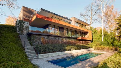 Villa de luxe à vendre BRAINE LALLEUD, 630 m², 4 Chambres