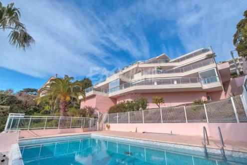 Квартира класса люкс на продажу  Канны, 110 м², 3 Спальни, 1850000€