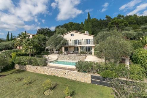 Villa de luxe à vendre MOUANS SARTOUX, 210 m², 4 Chambres, 1350000€