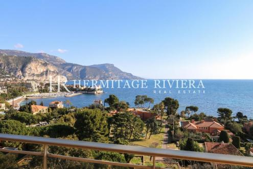 Luxury Apartment for rent SAINT JEAN CAP FERRAT, 90 m², 2 Bedrooms,