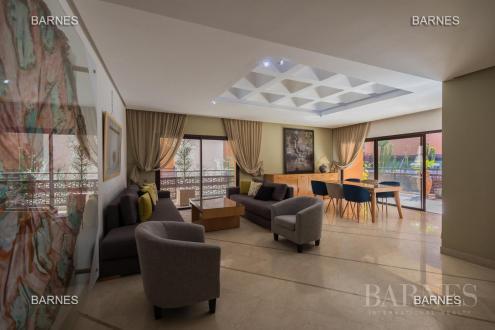 Квартира класса люкс на продажу  Марракеш, 206 м², 3 Спальни, 361031€
