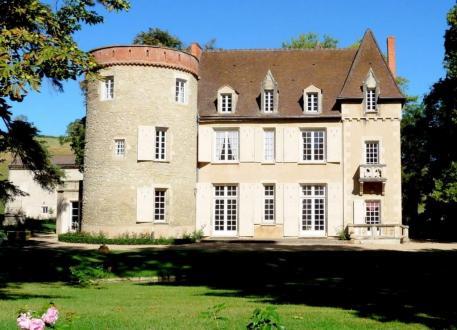 Château / Manoir de luxe à vendre CLERMONT FERRAND, 500 m², 9 Chambres, 1490000€