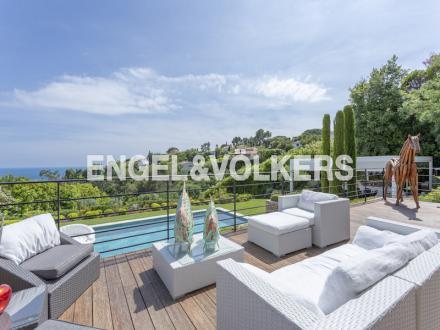 Luxe Villa te koop VALLAURIS, 260 m², 3 Slaapkamers, 4950000€