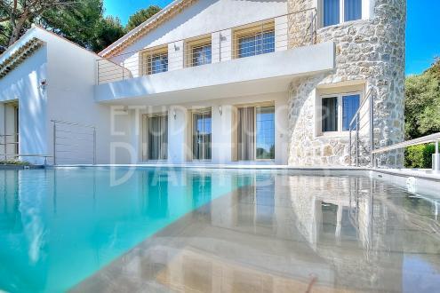 Luxus-Haus zu vermieten CAP D'ANTIBES, 230 m², 4 Schlafzimmer,