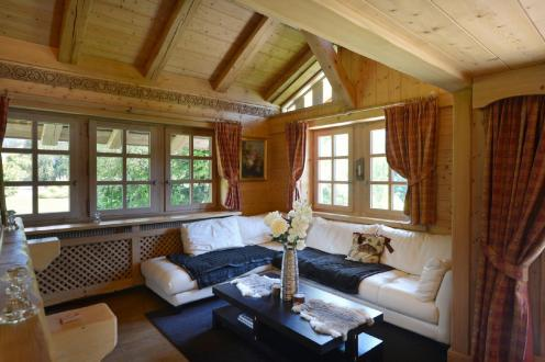 Luxury Chalet for rent MEGEVE, 200 m², 4 Bedrooms,