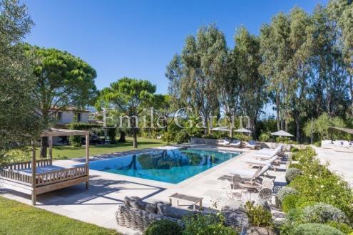 Casa di lusso in affito SAINT TROPEZ, 600 m², 11 Camere,