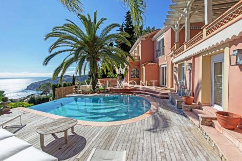 Maison de luxe à louer VILLEFRANCHE SUR MER, 300 m²