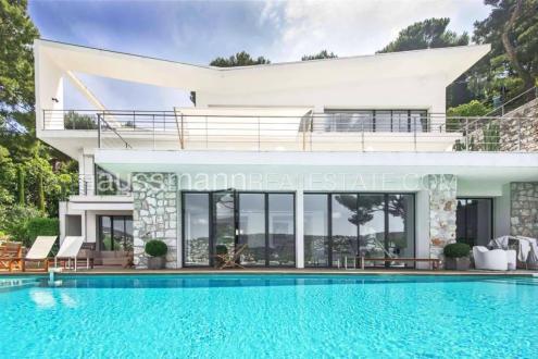 Maison de luxe à louer SAINT JEAN CAP FERRAT, 450 m², 5 Chambres