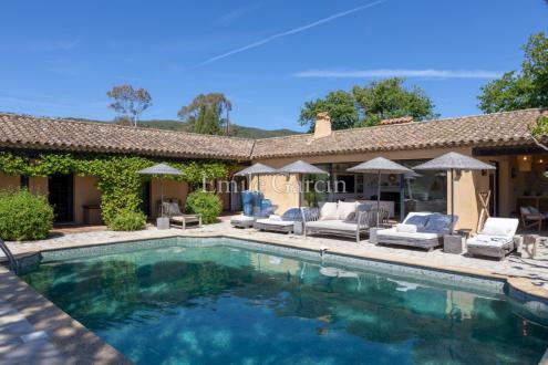 Luxe Huis te huur RAMATUELLE, 200 m², 4 Slaapkamers,