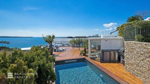 Appartamento di lusso in affito CANNES, 157 m², 3 Camere