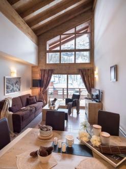 Maison de luxe à louer TIGNES, 35 m², 1 Chambres,