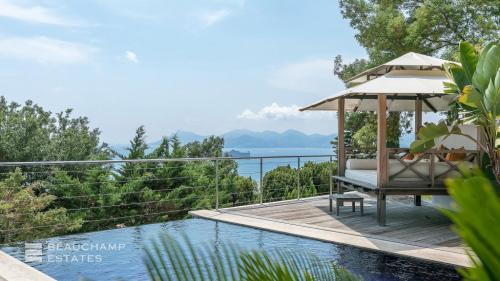 Luxury House for rent CANNES, 186 m²,