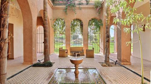 Villa de luxe à vendre MARRAKECH, 500 m², 6 Chambres, 1490000€