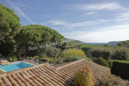 Villa de luxe à vendre RAMATUELLE, 345 m², 7 Chambres, 4950000€