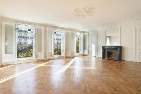 Luxe Appartement te huur PARIS 8E, 249 m², 4 Slaapkamers